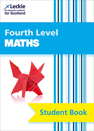 CfE Maths - CfE Maths Fourth Level Pupil Book (CfE Maths for Scotland) from HarperCollins UK