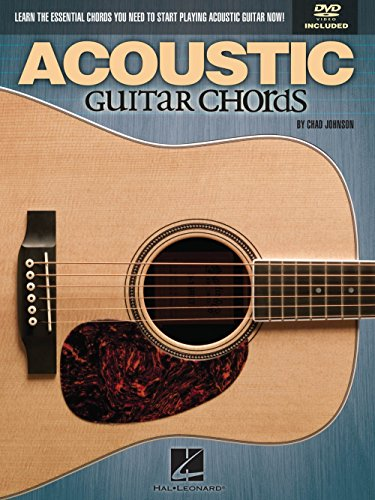 Chad Johnson: Acoustic Guitar Chords from Hal Leonard