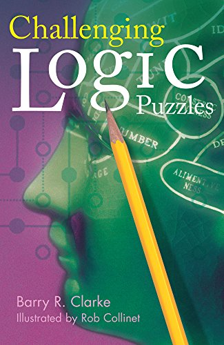 Challenging Logic Puzzles (Official Mensa Puzzle Book) from Sterling Juvenile