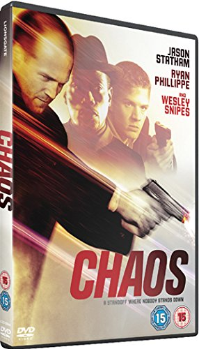 Chaos [DVD] from Lions Gate Home Entertainment