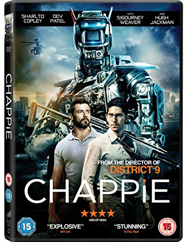 Chappie [DVD] [2015] from Sony Pictures Home Entertainment