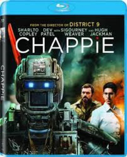 Chappie [Region 1] from Sony Pictures Home Entertainment