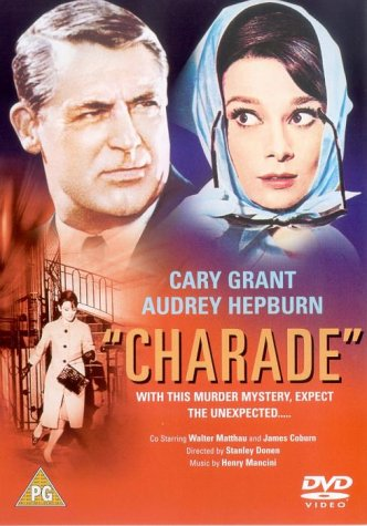 Charade [DVD] [1963] from SH123
