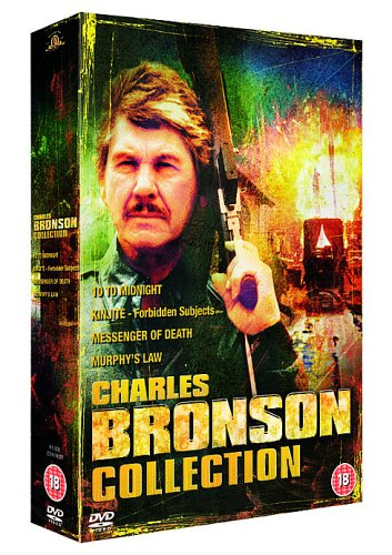 Charles Bronson Collection [DVD] from Twentieth Century Fox