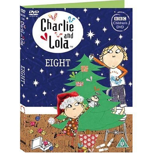 Charlie and Lola - Volume 8 [DVD] from 2 Entertain Video