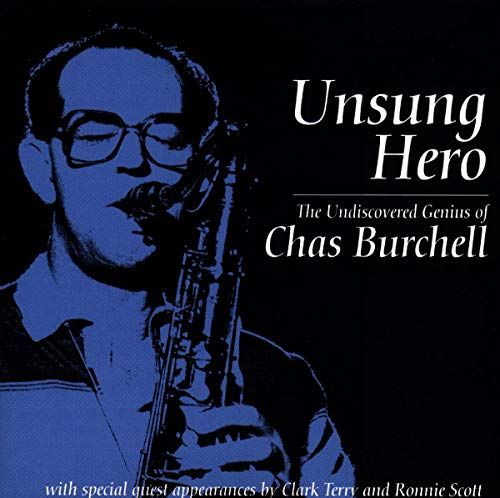 Chas Burchell from IN & OUT RECORDS