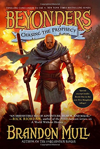 Chasing the Prophecy: 03 (Beyonders) from Aladdin Paperbacks