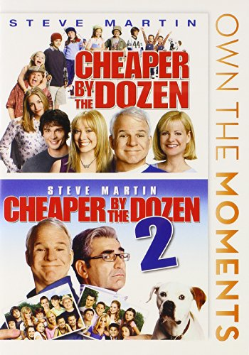 Cheaper By the Dozen / Cheaper By the Dozen 2 [DVD] [Region 1] [US Import] [NTSC] from TCFHE