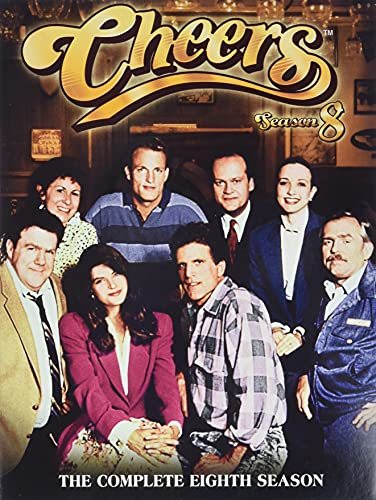 Cheers: Complete Eighth Season [DVD] [1983] [Region 1] [US Import] [NTSC] from Paramount Home Video