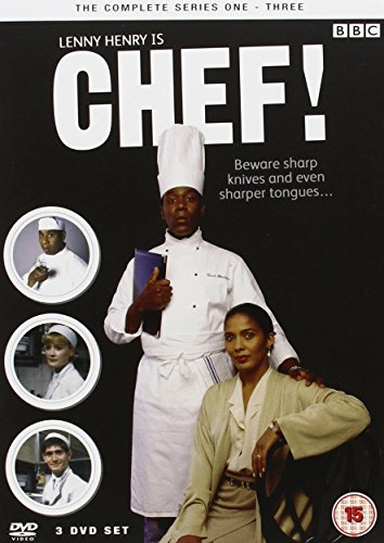 Chef! - Complete Series 1-3 Box Set [DVD] from 2entertain