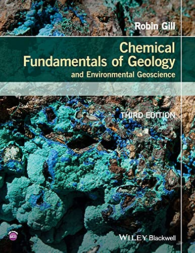 Chemical Fundamentals of Geology and Environmental Geoscience (Wiley Desktop Editions) from Wiley-Blackwell