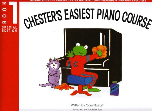Chester'S Easiest Piano Course Book 1 (Special Edition) Pf: Bk. 1 from Chester Music
