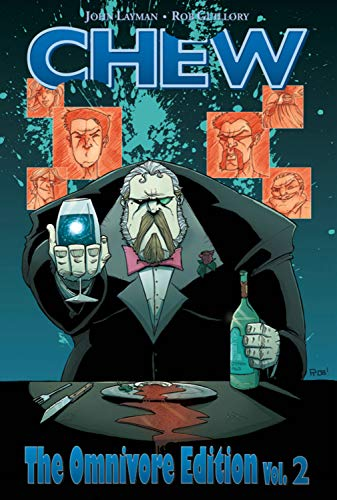 Chew Omnivore Edition Volume 2 from Image Comics