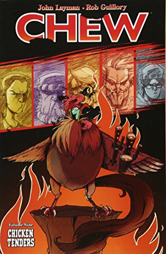 Chew Volume 9: Chicken Tenders (Chew Tp) from Image Comics