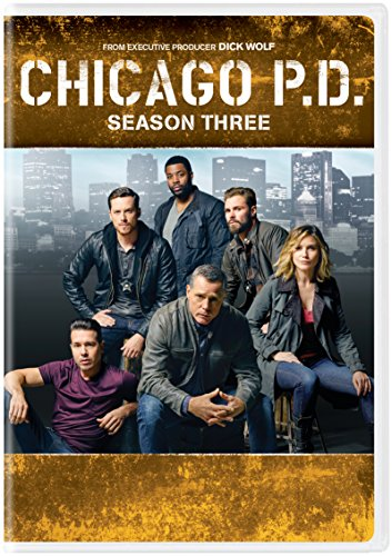 Chicago Pd: Season Three [DVD] [Import] from Universal Studios