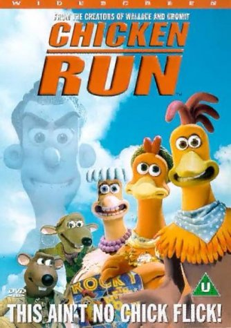 Chicken Run [DVD] [2000] from Twentieth Century Fox