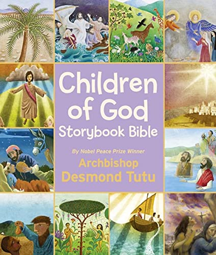 Children of God Storybook Bible from HarperCollins Publishers