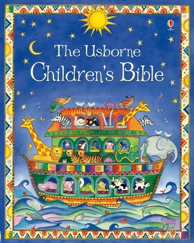 Children's Bible (Usborne Childrens Bible) (Bible Tales) from Usborne Publishing Ltd