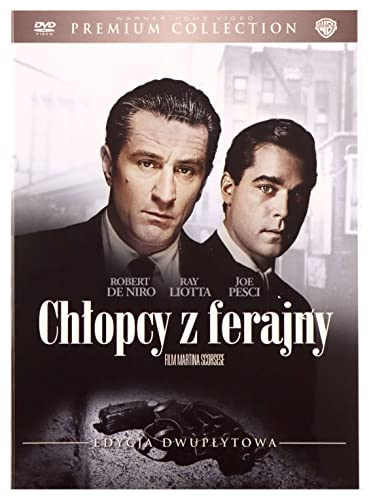 Chlopcy z Ferajny (Premium Collection) [2DVD] (English audio. English subtitles) from Galapagos