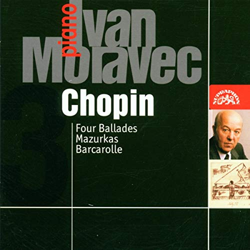 Chopin - Four Ballades from SUPRAPHON