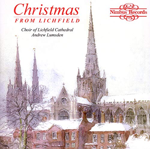 Christmas from Lichfield from NIMBUS