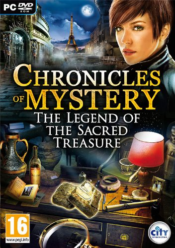 Chronicles of Mystery: The Legend of the Sacred Treasure (PC DVD) from Mastertronic