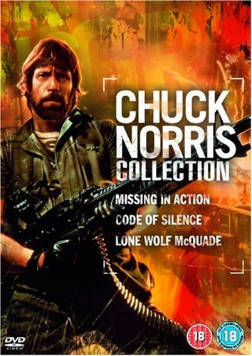 Chuck Norris Collection [Missing in Action, Code Of Silence, Lone Wolf McQuade] [DVD] [2020] [2006] from Warner Home Video