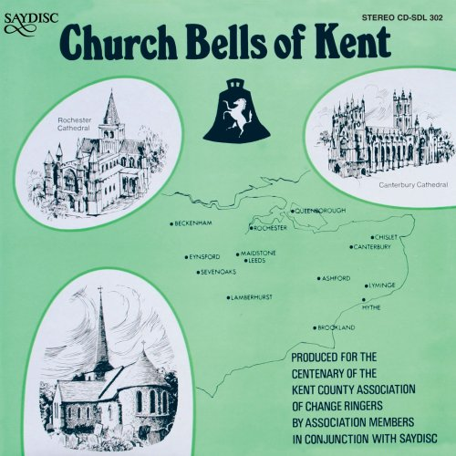 Church Bells of Kent from SAYDISC