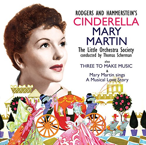 Cinderella / Three to Make Music / A Musical Love Story from Sepia