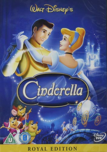 Cinderella - Royal Edition [DVD] from Walt Disney Studios Home Entertainment