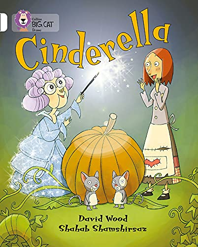 Cinderella: Band 10/White (Collins Big Cat) from HarperCollins UK
