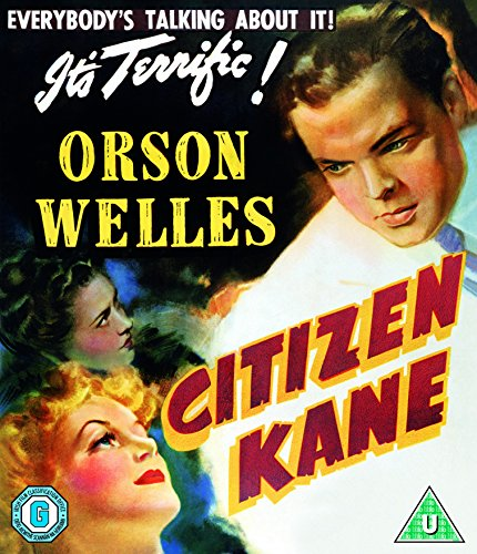 Citizen Kane [Blu-ray] from Whv