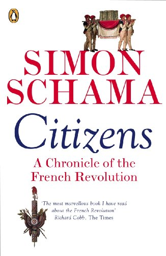 Citizens: A Chronicle of The French Revolution from Penguin