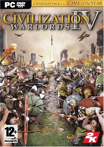 Civilization IV: Warlords Expansion Pack (PC DVD) from Take 2