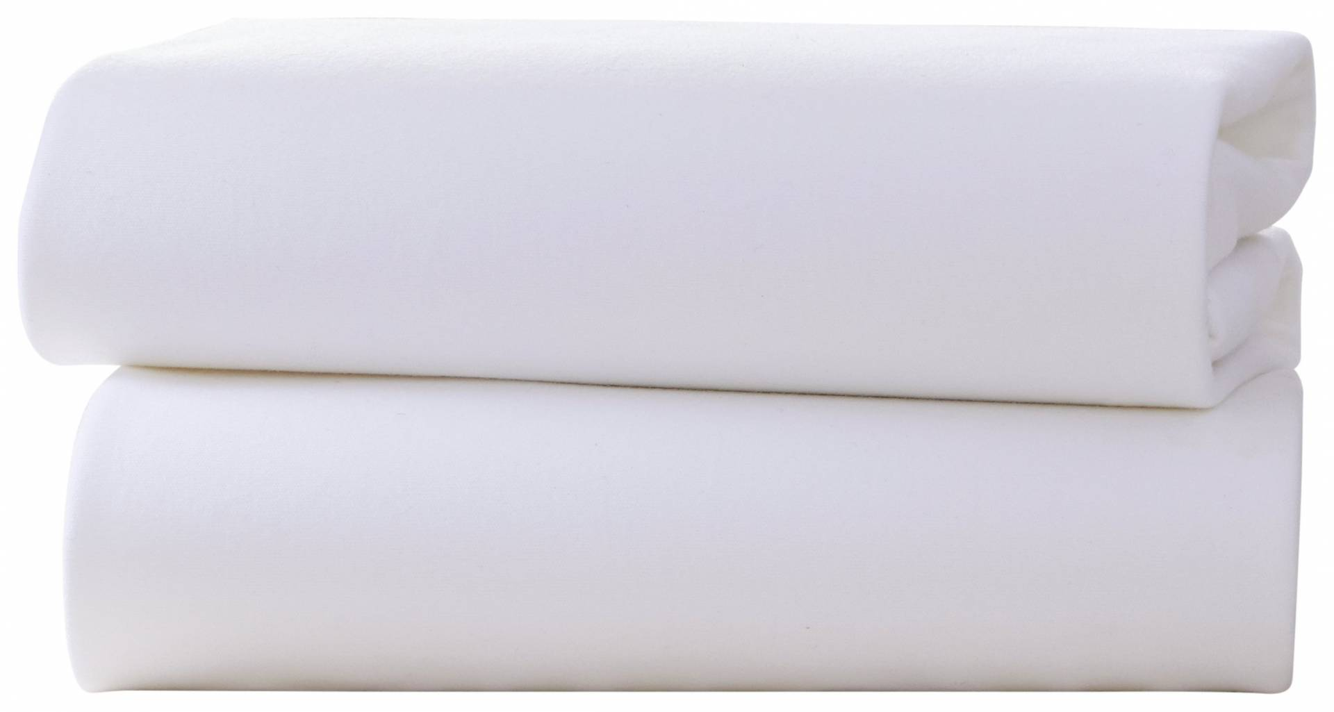Clair de Lune - Fitted - Cot - Bed Sheets - 2 Pack from Clair de Lune