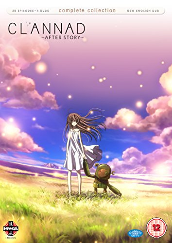 Clannad After Story Complete Series Collection [DVD] from Manga Entertainment
