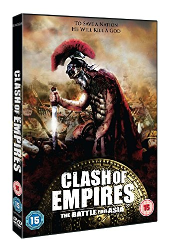 Clash of Empires: Battle for Asia [DVD] from Metrodome