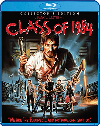 Class of 1984 [Blu-ray] [1982] [US Import] from Shout Factory