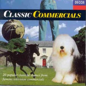Classic Commercials from Decca