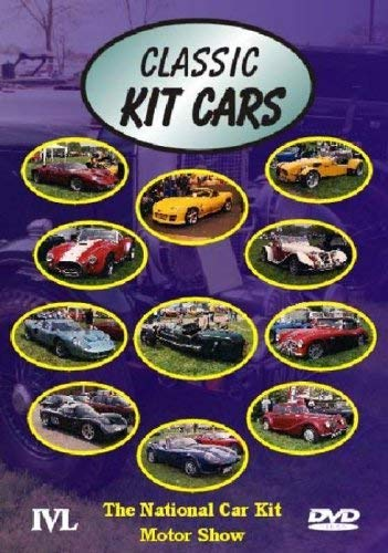 Classic Kit Cars [DVD] from Cornerstone Media