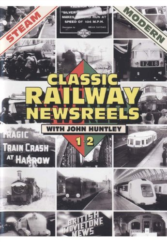 Classic Railway Newsreels: Steam and Modern - DVD - Video 125 from Video 125