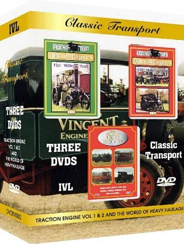 Classic Transport [DVD] from Cornerstone Media