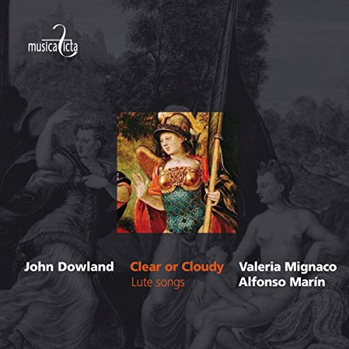 Dowland: Clear of Cloudy from MUSICA FICTA