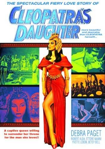Cleopatra's Daughter (DVD-R) (1960) (All Regions) (NTSC) (US Import) from Alpha Video