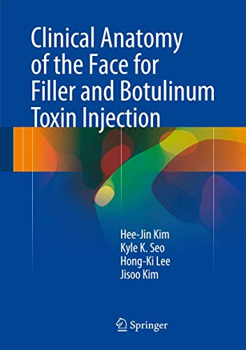 Clinical Anatomy of the Face for Filler and Botulinum Toxin Injection from Springer