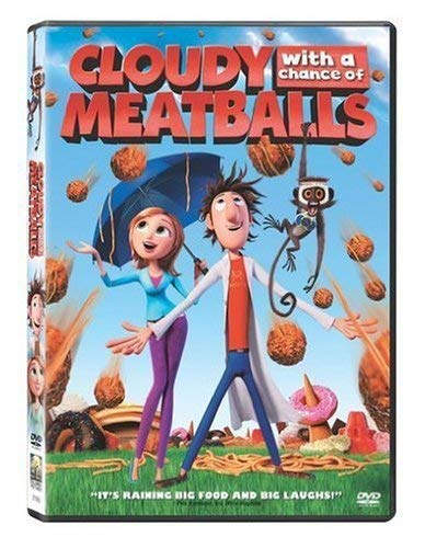 Cloudy With a Chance of Meatballs [DVD] [2009] [Region 1] [US Import] [NTSC] from Sony