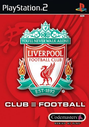 Club Football: Liverpool from Codemasters