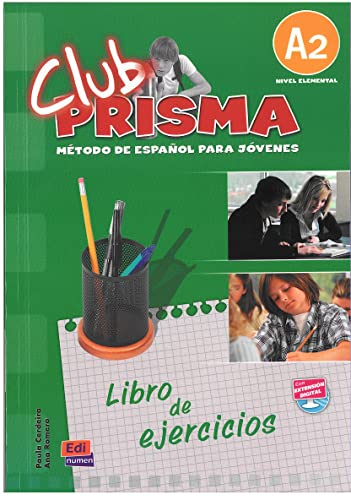 Club Prisma A2: Exercises Book for Student Use from Editorial Edinumen