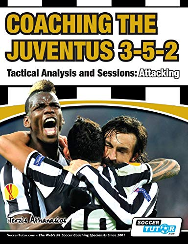Coaching the Juventus 3-5-2 - Tactical Analysis and Sessions: Attacking from SoccerTutor