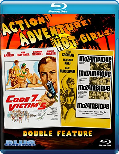 Code 7, Victim 5/Mozambique [Blu-ray] [1964] from Sony Pictures Home Entertainment
